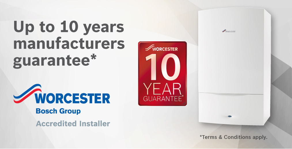 Worcester Central Heating New Romney